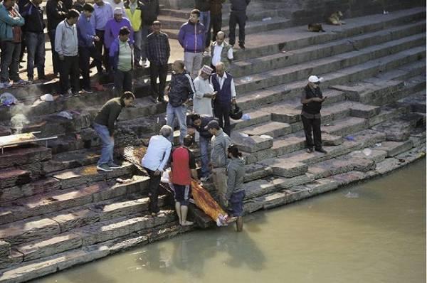 В Непале 24 человека погибли из-за схода оползней