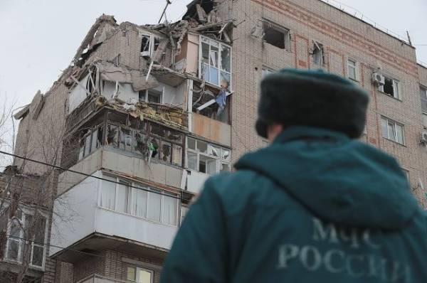 Жильцы дома в Нижнем Новгороде, где взорвался газ, размещены в школе