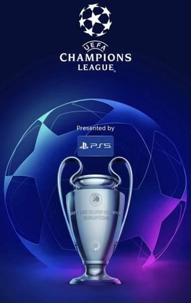 Чемпион нового поколения: PlayStation 5 стала спонсором Лиги чемпионов УЕФА