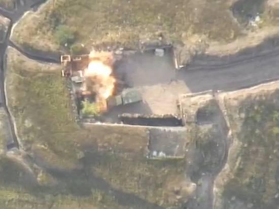 Азербайджанские войска уничтожили опорный пункт в Тавушской области Армении