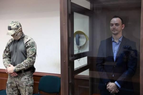 Мосгорсуд признал арест Сафронова законным