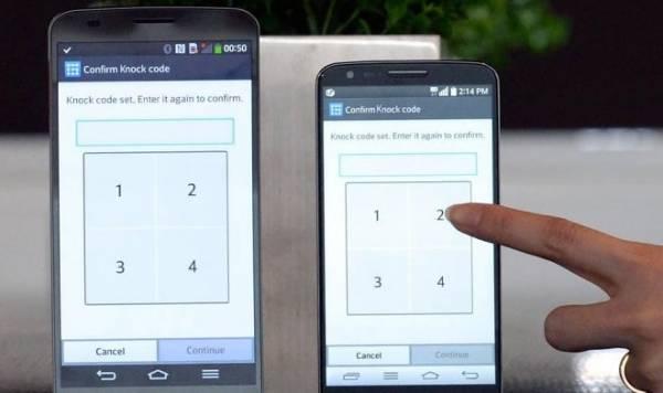 Осторожно: стук-коды разблокировки опасны для вашего смартфона