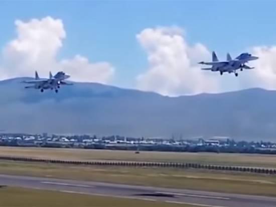 Армения и Азербайджан начали войну в воздухе
