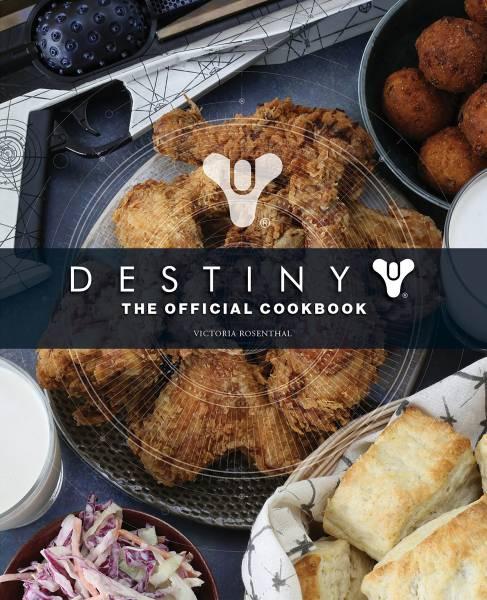 Страж должен быть сыт: Для фанатов Destiny выпустят кулинарную книгу