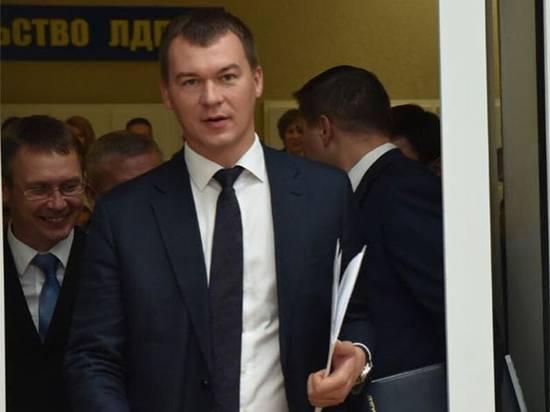 Дегтярев рассказал, что послужило причиной назначения его врио главы региона