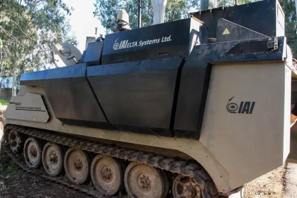 Израильская армия испытывает танки при помощи геймпада Xbox One