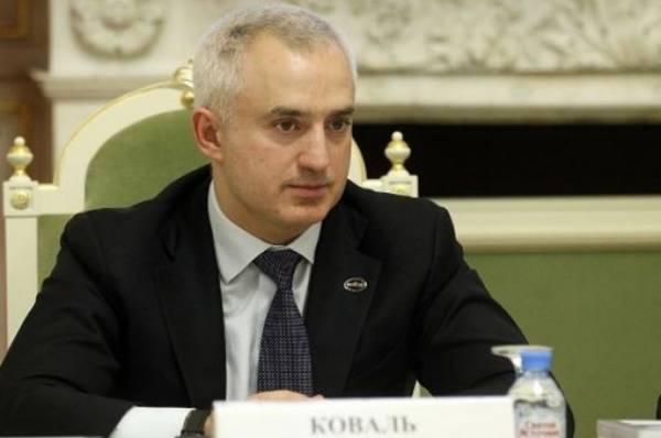В Санкт-Петербурге задержан депутат Заксобрания Коваль