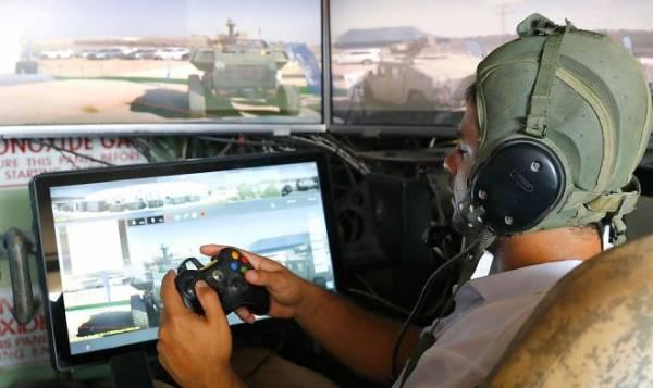 Новый израильский боевой танк «Carmel» приехал прямиком из мира компьютерных игр