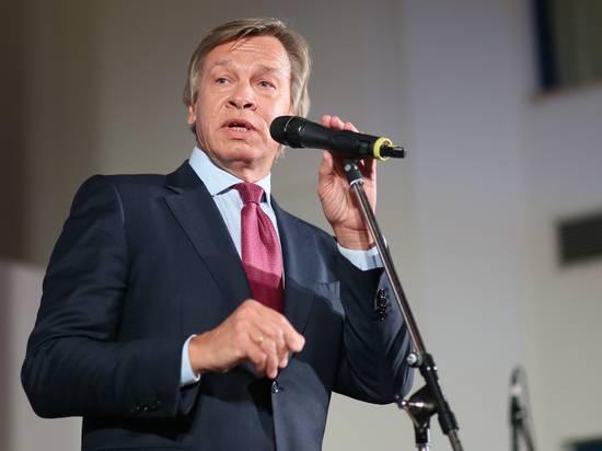 Пушков оценил требование Кравчука отдать Украине 300 млрд долларов