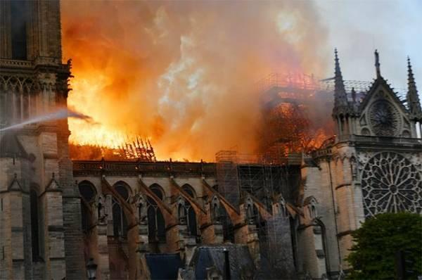 Разборка органа собора Парижской Богоматери начнется 3 августа