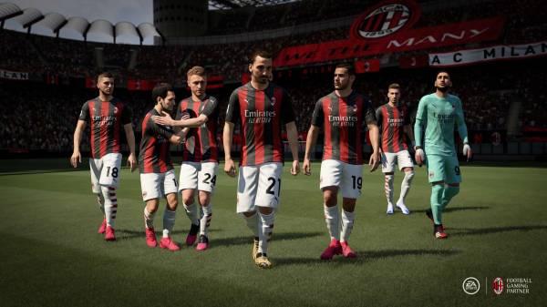Большая удача для фанатов FIFA: Два итальянских суперклуба подписали многолетнюю лицензионную сделку с EA Sports