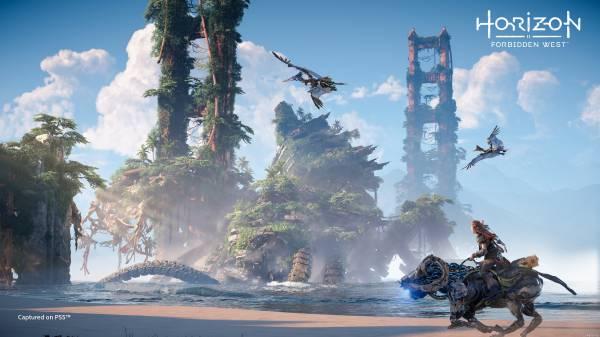 Сан-Франциско ждет будущих владельцев PS5: Guerrilla Games рассказала о месте действия Horizon Forbidden West