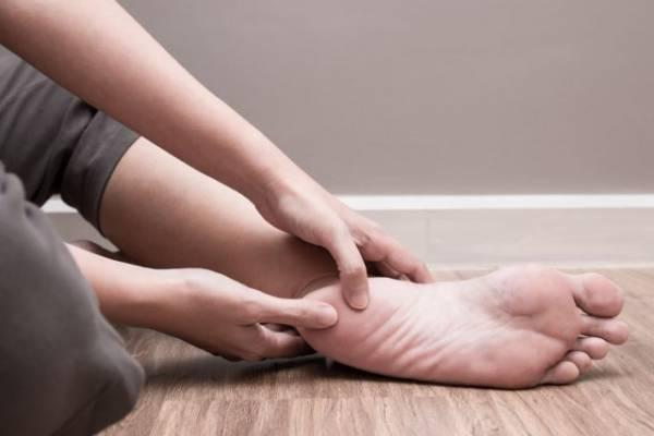 Ахиллесова шпора. Может ли пол с подогревом вызвать сильные боли в пятке?