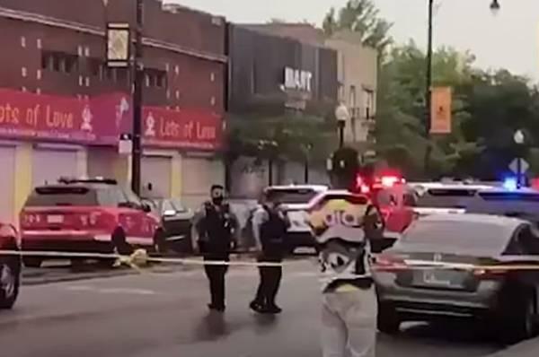 Один человек погиб и девять пострадали во время стрельбы на юге Вашингтона