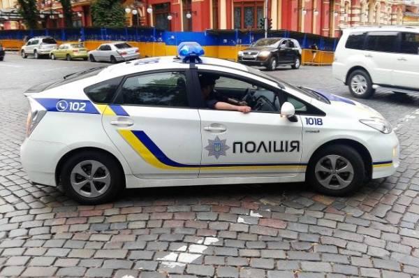 В Киеве заминировали парковку у офиса «Оппозиционной платформы»