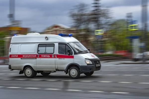 В Пензенской области четыре человека сгорели в машине после ДТП