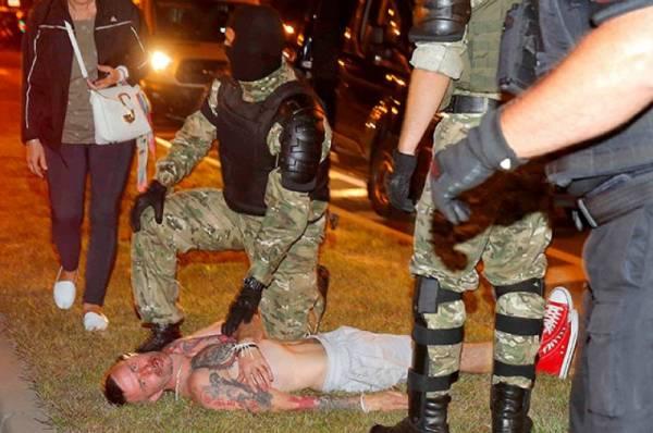 Корреспондент Sputnik рассказал о задержании в Минске