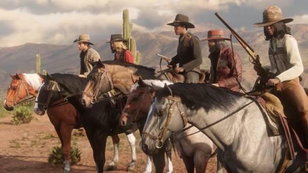 Ковбойские проблемы: Пользователи жалуются, что свежее обновление Red Dead Online поломало игровых лошадей