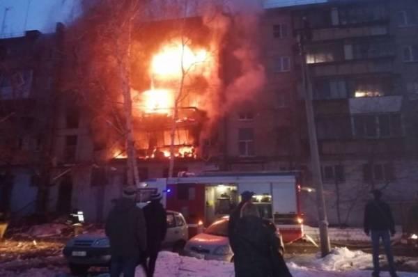 В Волгограде 12 человек пострадали при взрыве цистерны с газом