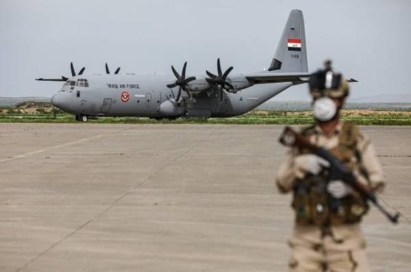 В районе границы Ирака и Кувейта произошел взрыв - Reuters