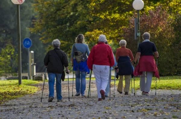 Уйти от старости. Как ходьба помогает продлить молодость
