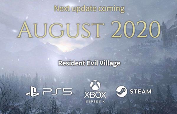 Resident Evil Village представят на Gamescom? Capcom до сих пор обещает показать игру в августе