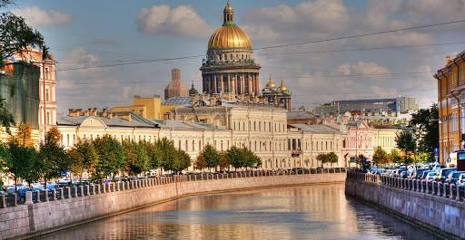 Отпуск в Санкт-Петербурге