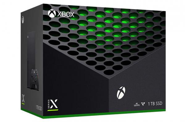 Так будет выглядеть розничная упаковка Xbox Series X