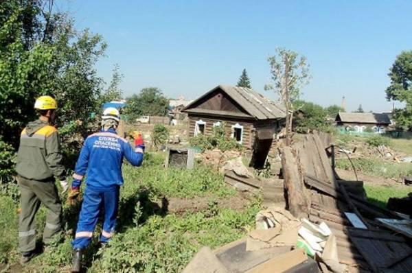 В десяти районах Хабаровского края из-за паводка введен режим ЧС