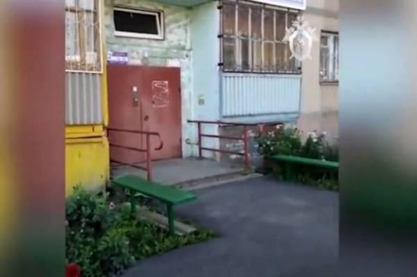 Появилось видео с места убийства двоих детей под Ярославлем