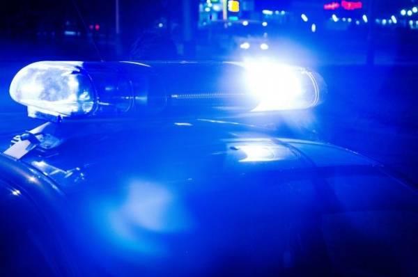 В Кузбассе патрульный автомобиль ГИБДД столкнулся с пассажирским автобусом