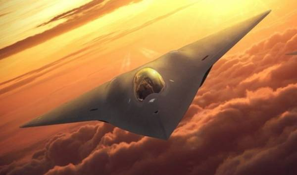 ВВС США тайно разработали и испытали прототип абсолютно нового истребителя