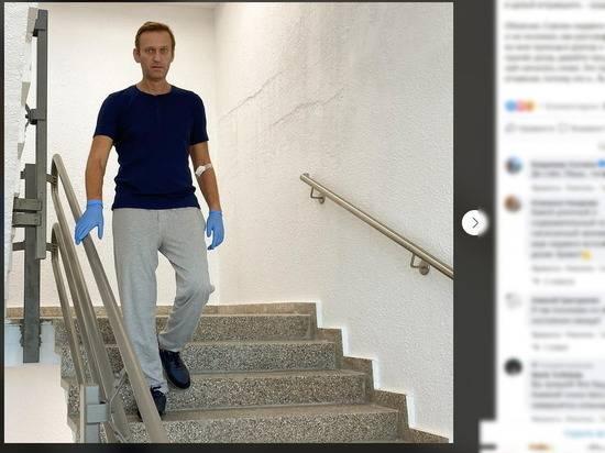 Алексей Навальный рассказал о своем восстановлении