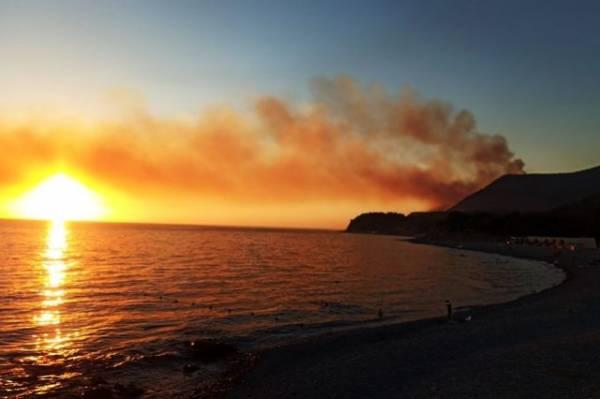 Boeing выделяет $700 тыс. на помощь пострадавшим от лесных пожаров в США