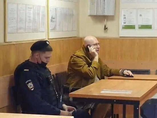 Политолога Валерия Соловья задержали в Москве