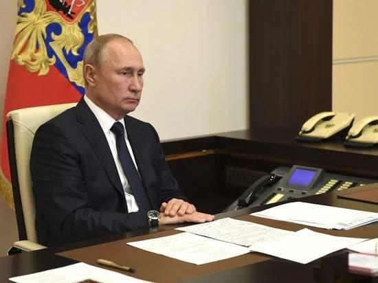 Путин назвал причину создания Россией гиперзвукового оружия