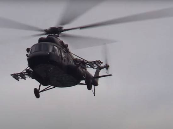 В США гадают, зачем Китай закупил российские вертолеты Ми-171Ш