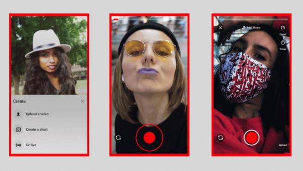 YouTube запускает собственный аналог TikTok – YouTube Shorts