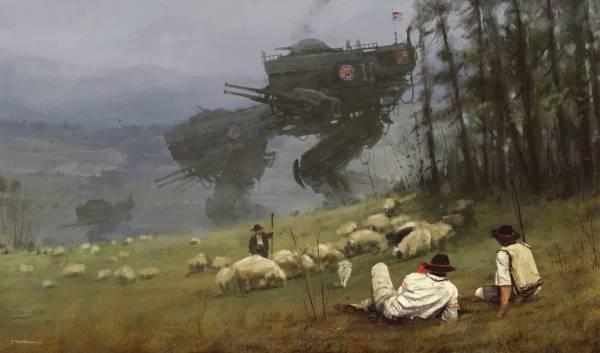 Медведь, серп и роботы: Рассказываем о вселенной 1920+ и разыгрываем коллекционное издание Iron Harvest для ПК