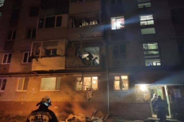 Прокуратура начала проверку по факту взрыва в многоквартирном доме в Тюмени