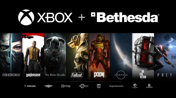 Сенсация: Microsoft покупает Bethesda и становится хозяйкой всех ее серий, в том числе The Elder Scrolls и Fallout