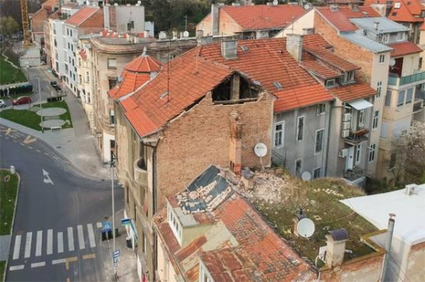В Турции произошло землетрясение магнитудой 5,3