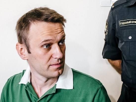 Генпрокуратура хочет допросить Навального в Берлине