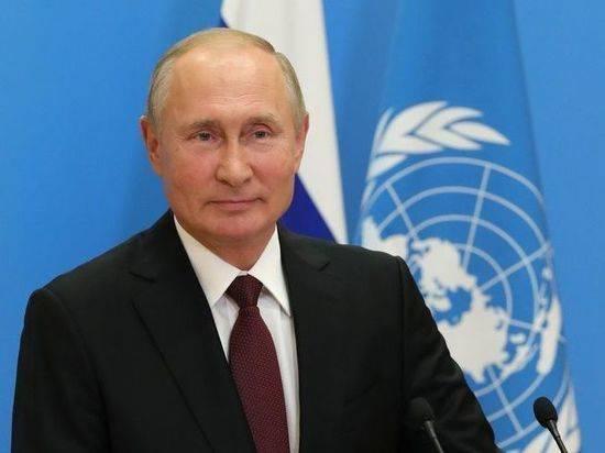 Перед выступлением Путина в ООН случился конфуз