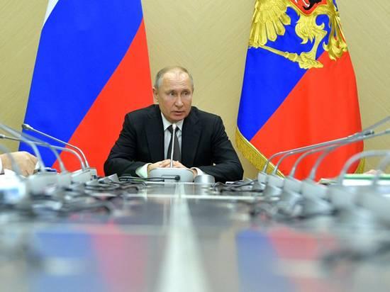 Путин решил изменить процедуру формирования кабмина