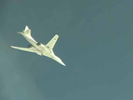 Российские бомбардировщики демонстративно прошли вдоль границ НАТО