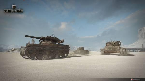 Спешите сыграть: В World of Tanks временно появился аналог королевской битвы