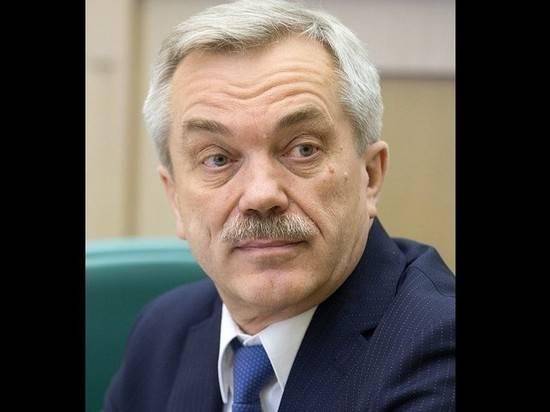 Ушедший в отставку белгородский губернатор Савченко стал сенатором