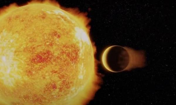 Астрономы обнаружили планету-ад, на которой год пролетает за один день