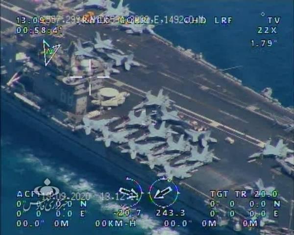 Иран демонстративно наращивает военный флот и следит за США